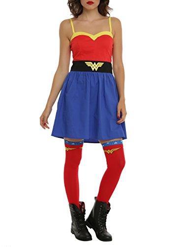 DC Comics Wonder Woman Costume Dress Size : X-Small