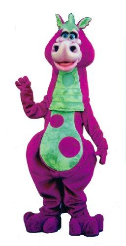 Da Dragon Mascot Costume