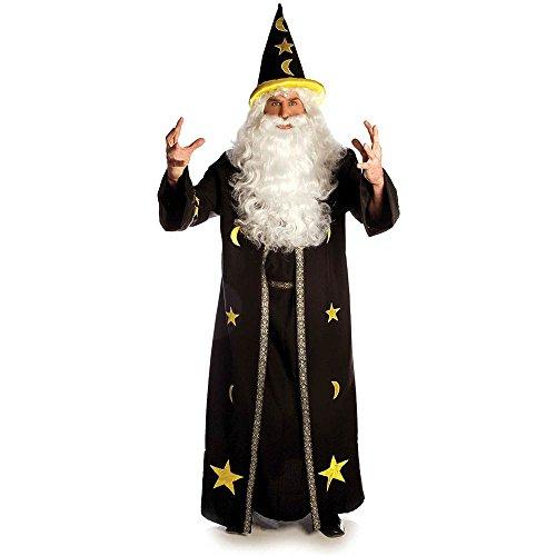 Dark Potion Wizard Adult Costume