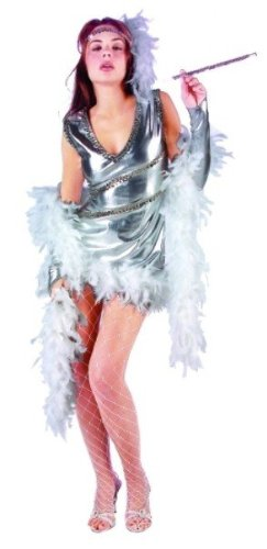 Dazzling 20s – Flapper Size (8-10) Costume