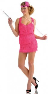 Delicious-Womens-Pink-Lindy-And-Lace-Sexy-Flapper-Costume-Pink-LargeX-Large-0