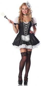 Delicious-Womens-Room-Service-Sexy-Maid-Costume-BlackWhite-X-SmallSmall-0