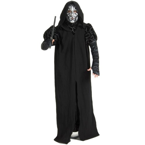 Deluxe Death Eater Costume – Standard – Chest Size 40-44