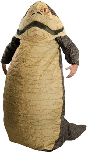 Deluxe Jabba The Hut Adult Costume – Adult Costumes