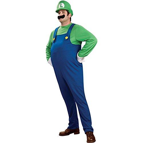 Deluxe Luigi Plus Size Costume – Plus Size