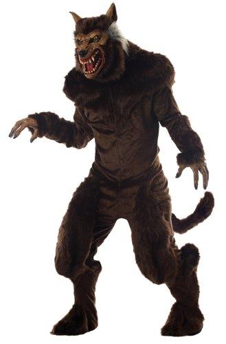 Deluxe Werewolf Costume (Standard)