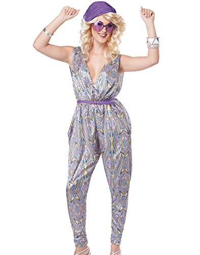 Disco Boogie Fever Adult Costume (X-Large)