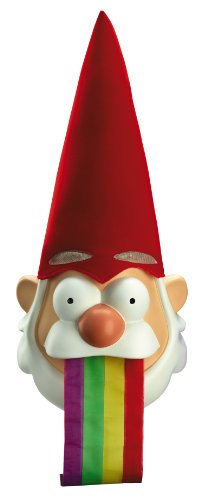 Disguise Disney Gravity Falls Barfing Gnome Adult Mask, 14-100