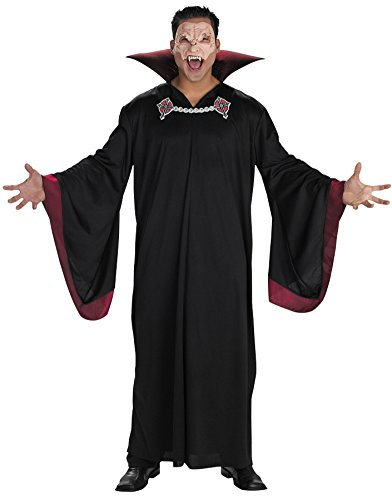 disguise mens scary evil vampire theme party fancy dress halloween costume standard 42