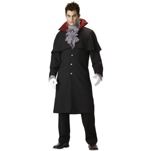 Edwardian Vampire Elite Collection Adult – Medium – Adult Costumes