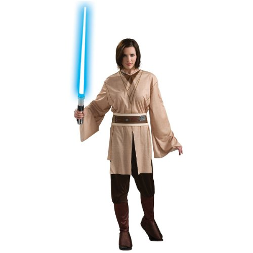 Female-Jedi-Costume-X-Large-Dress-Size-16-20-0