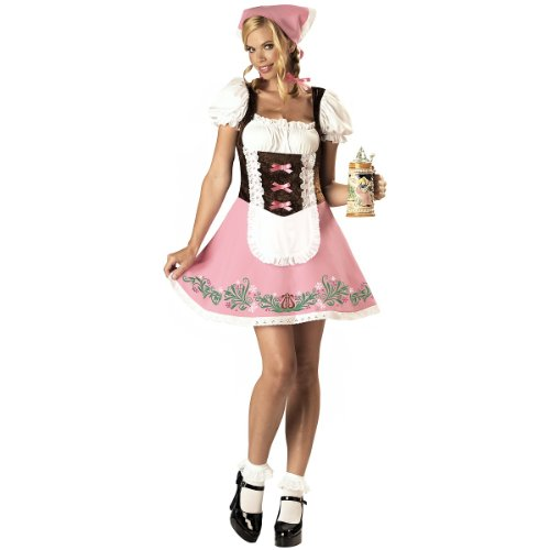 Fetching Fraulein Costume – X-Large – Dress Size 16-18