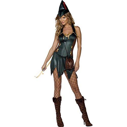 Fever Archer Adult Costume Medium
