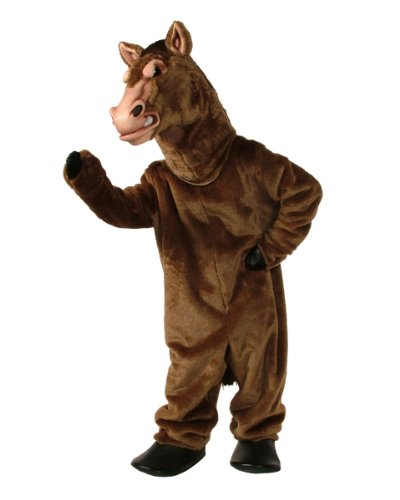 Fierce Stallion Mascot Costume