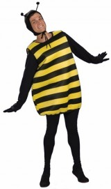 Forum-Novelties-Mens-Honey-Mooners-Bee-Costume-BlackYellow-One-Size-0