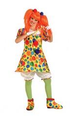 Forum-Novelties-Womens-Giggles-The-Clown-Costume-Multicolor-Standard-0