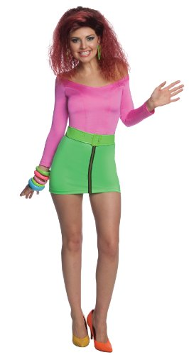 Katy Perry Secret Wishes Last Friday Night Costume, Multi, X-Small