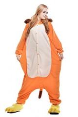 Lion-Kigurumi-Pajamas-Cosplay-Costume-Unisex-Animal-Hoodies-Sleepwear-Small-0-0
