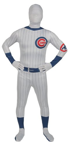 Chicago cubs skin suit adult costume