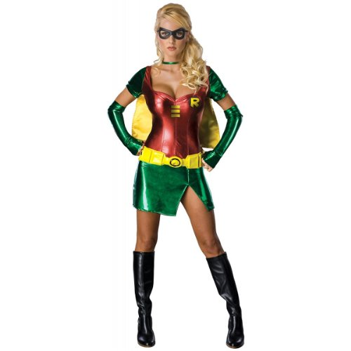 Robin Costume – Small – Dress Size 6-10