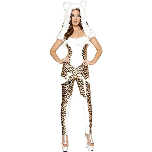 Charming Cheetah Adult Costume