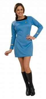 Star-Trek-Classic-Blue-Dress-Size-8-10-0