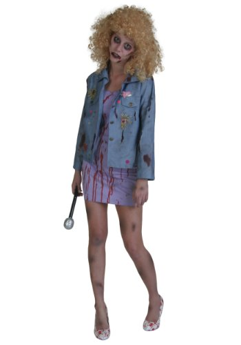 Zombie-Whitney-Houston-Small-0  sc 1 st  GO Halloween Costumes! & Zombie Whitney Houston (Small)   GO Halloween Costumes!