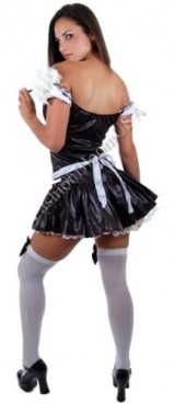 2Pc-Naughty-French-Maid-Sexy-Holiday-Party-Costume-BlackWhite-X-Small-0-1