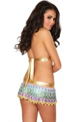 3WISHES-Electric-Gold-Clubwear-Sexy-Dancewear-Outfit-0-0