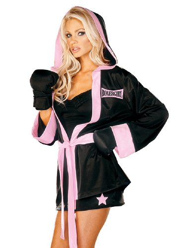 Boxer-Girl-Sexy-Womens-Adult-Costume-Sports-Costumes-  sc 1 st  GO Halloween Costumes! & Boxer Girl Sexy Womens Adult Costume Sports Costumes Sizes: 3X 4X 18 ...