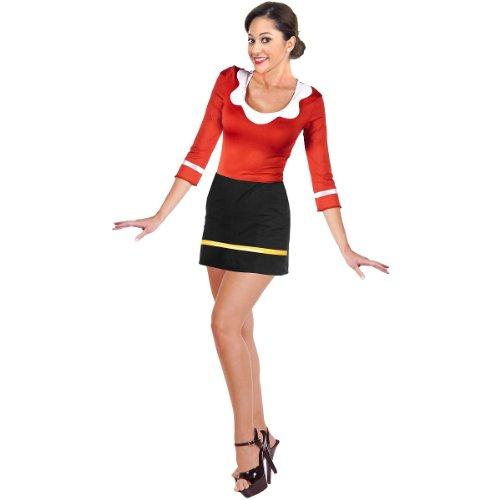 Charades-Sexy-Olive-Oyl-Womens-Costume-X-Large-0