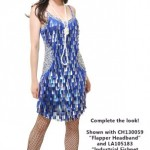 Charades-Sexy-Womens-20s-Blue-Silver-Flapper-Halloween-Costume-Large-0-0