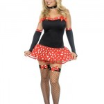 Charades-Womens-Sexy-Miss-Mouse-Costume-Set-RedBlack-Large-0