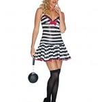 Convicted-Cutie-Womens-Halloween-Convict-Costume-sz-S-0-0