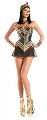 Costume-Adventure-Womens-Sexy-4-Piece-Cleopatra-Egyptian-Halloween-Costume-LXL-0