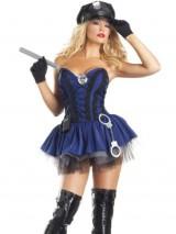 Costume-Adventure-Womens-Sexy-Deluxe-Police-Costume-1X2X-0