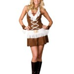 Cowgirl-Costume-Dress-Sexy-South-Western-Style-Country-Girl-Womens-Theatrical-Sizes-Large-0