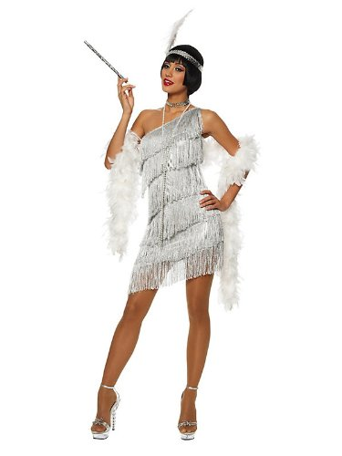 Dazzling-Silver-Flapper-Womens-Sexy-Costume-0