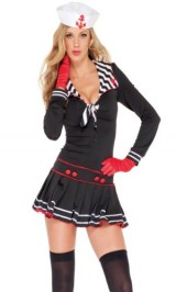Deckhand-Darling-Sexy-Sailor-Costume-by-Forplay-Black-ML-0