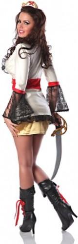 Delicious-Pirate-Booty-Sexy-Costume-Multi-SmallMedium-0-0