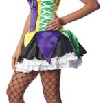 Delicious-Womens-Bourbon-Street-Babe-Sexy-Costume-PurpleGoldGreen-LargeX-Large-0-0