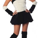 Delicious-Womens-Panda-Babe-Sexy-Costume-BlackWhite-LargeX-Large-0
