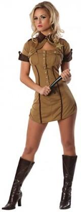 Delicious-Womens-Pull-Over-Sexy-Costume-Brown-SmallMedium-0-0