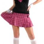 Delicious-Womens-Sexy-Scholar-Costume-PinkBlack-X-SmallSmall-0