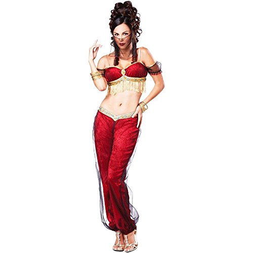 Dreamy-Red-Genie-Adult-Costume-Large-0