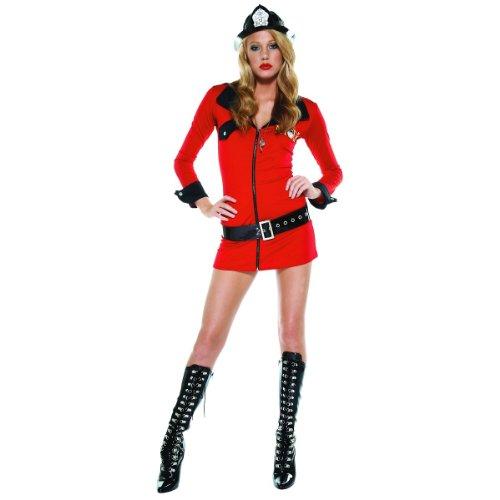 Fiesty-Firegirl-Sexy-Costume-by-Forplay-Red-ML-0