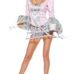Forplay-Womens-Belle-Of-The-Ball-Adult-Sized-Costumes-Grey-SmallMedium-0-0