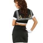 Forplay-Womens-Heart-Of-The-Sea-Adult-Sized-Costumes-Black-SmallMedium-0-0