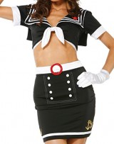 Forplay-Womens-Heart-Of-The-Sea-Adult-Sized-Costumes-Black-SmallMedium-0-1
