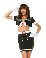 Forplay-Womens-Heart-Of-The-Sea-Adult-Sized-Costumes-Black-SmallMedium-0